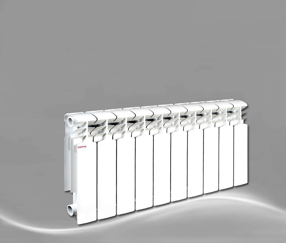 Aluminium,Niedertemperatur Heizkörper Flachheizkörper Moryb TMV 400