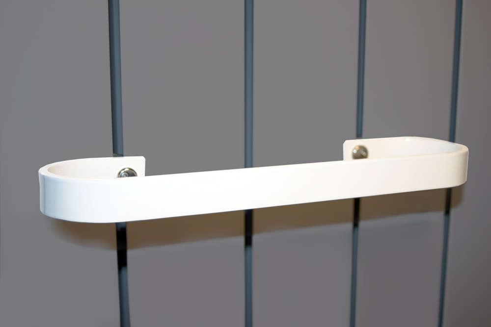 MORYB - Aluminium Heizkörper + Handtuchhalter = Aluminium ...