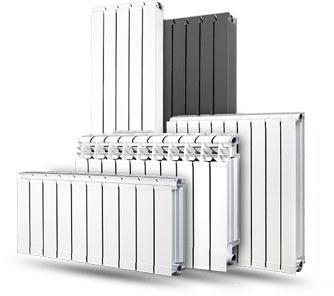 Hervorragend MORYB - Aluminium Heizkörper günstig kaufen! IV21